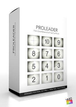Final Cut Pro X Plugin ProLeader from Pixel Film Studios