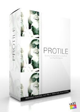 Final Cut Pro X Plugin ProTile from Pixel Film Studios