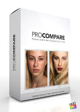 Final Cut Pro X Plugin ProCompare from Pixel Film Studios
