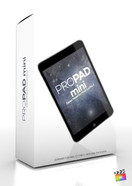 Final Cut Pro X Plugin ProPad Mini from Pixel Film Studios