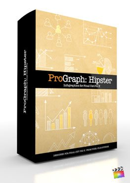 Final Cut Pro X Plugin ProGraph Hipster from Pixel Film Studios