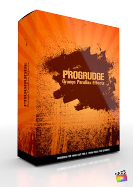 Final Cut Pro X Plugin ProGrudge from Pixel Film Studios
