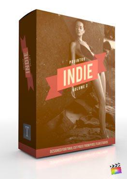 Final Cut Pro X Plugin ProIntro Indie Volume 2 from Pixel Film Studios
