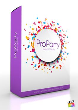Final Cut Pro X Plugin ProParty from Pixel Film Studios