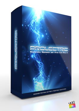 Final Cut Pro X Plugin ProLectric from Pixel Film Studios