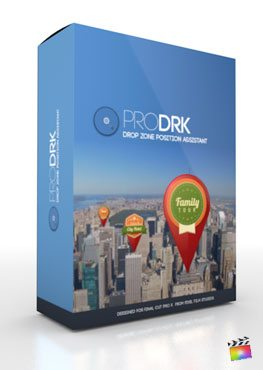 Final Cut Pro X Plugin ProDRK from Pixel Film Studios