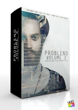 Final Cut Pro X Plugin ProBlend Volume 2