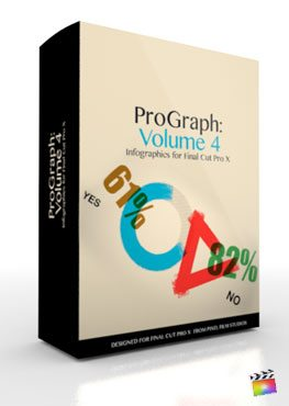 Final Cut Pro X Plugin ProGraph Volume 4 from Pixel Film Studios