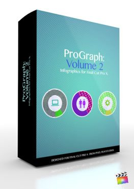 Final Cut Pro X Plugin ProGraph Volume 2 from Pixel Film Studios