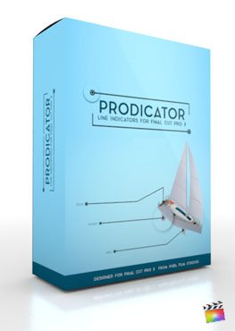Final Cut Pro X Plugin ProDicator from Pixel Film Studios