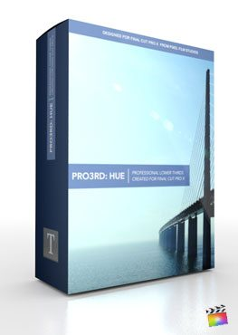 Final Cut Pro X Plugin Pro3rd HUE from Pixel Film Studios