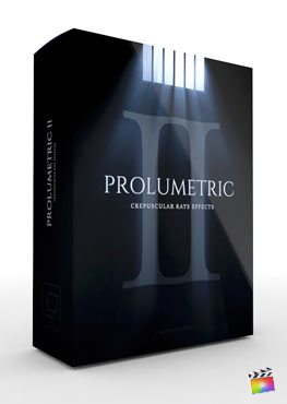 Final Cut Pro X Plugin Prolumetric Volume 2 from Pixel Film Studios