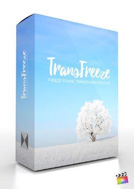 Final Cut Pro X Plugin TransFreeze from Pixel Film Studios