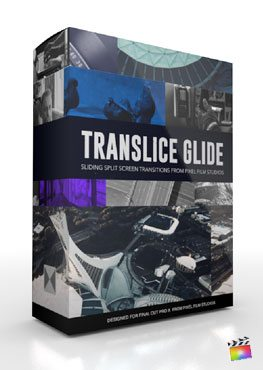 Final Cut Pro X Plugin Translice Glide from Pixel Film Studios