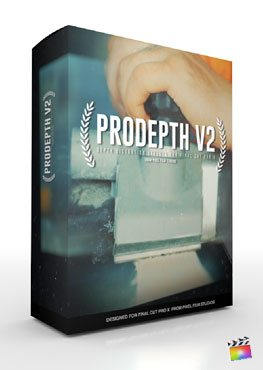 Final Cut Pro X Plugin ProDepth Volume 2 from Pixel Film Studios