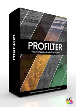 Final Cut Pro X Plugin ProFilter from Pixel Film Studios
