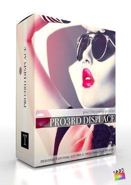 Final Cut Pro X Plugin Pro3rd Displace from Pixel Film Studios