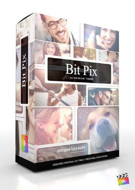 Final Cut Pro X Plugin Production Package But Pix from Pixel Film Studios