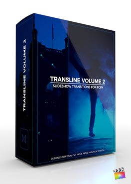 Final Cut Pro X Plugin TransLine Volume 2 from Pixel Film Studios
