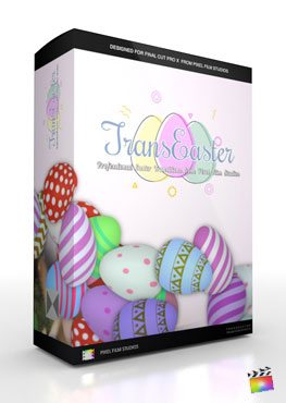 Final Cut Pro X Plugin TransEaster from Pixel Film Studios