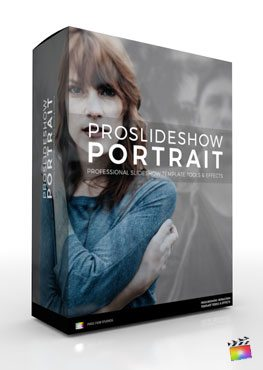 Final Cut Pro X Plugin ProSlideshow Portrait from Pixel Film Studios