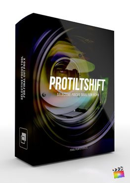 Final Cut Pro X Plugin ProTiltshift from Pixel Film Studios