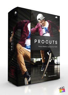 Final Cut Pro X Plugin ProCuts from Pixel Film Studios