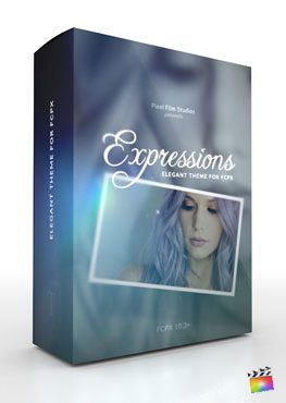 Final Cut Pro X Production Package Experssions from Pixel Film Studios