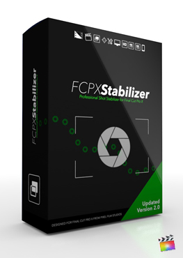 Final Cut Pro X Plugin FCPX Stabilizer 2.0 from Pixel Film Studios