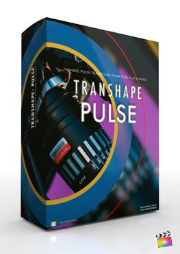 Final Cut Pro X Plugin TranShape Pulse from Pixel Film Studios