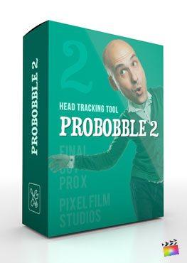 Final Cut Pro X plugin ProBobble 2 from Pixel Film Studios
