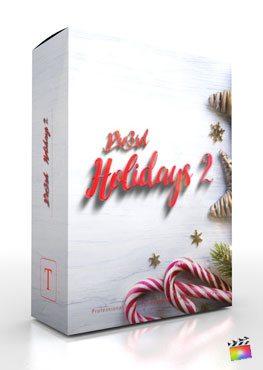 Final Cut Pro X plugin Pro3rd-Holidays-Vol-2 from Pixel Film Studios