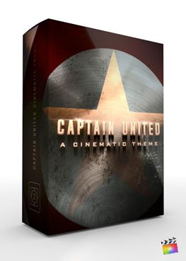 Final Cut Pro X Theme Captain United from Pixel Film Studios