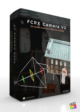 Final Cut Pro X Effects FCPX Camera 2 from Pixel Film Studios