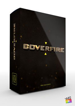Final Cut Pro X Plugin Coverfire from Pixel Film Studios