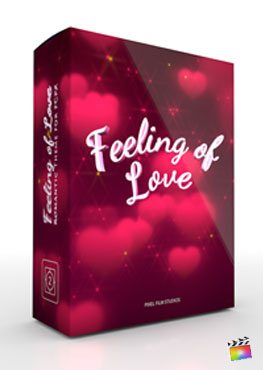 Final Cut Pro X Plugin Feeling of Love from Pixel Film Studios