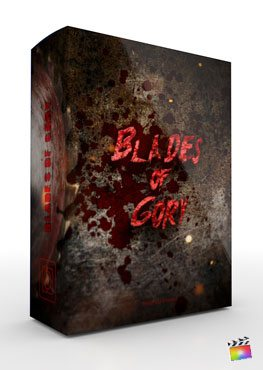 Final Cut Pro X Theme Blades of Gory from Pixel Film Studios