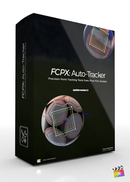 Final Cut Pro X Tools FCPX Auto Tracker from Pixel Film Studios