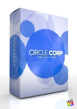 Final Cut Pro X Plugin Circle Corp from Pixel Film Studios