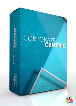 Final Cut Pro X Plugin Corporate Centric from Pixel Film Studios