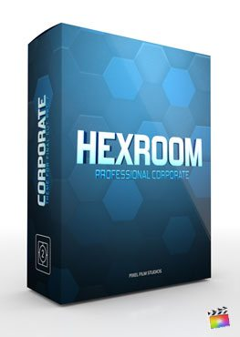 Final Cut Pro X Plugin Hexroom from Pixel Film Studios