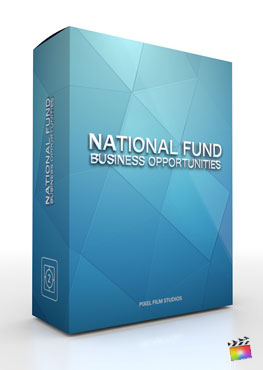 Final Cut Pro X Theme National Fund from Pixel Film Studios