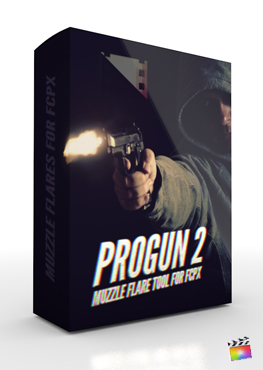 Final Cut Pro X Plugin ProGun 2 from Pixel Film Studios