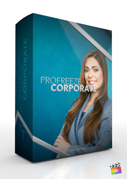 Final Cut Pro X Plugin ProFreeze Corporate from Pixel Film Studios