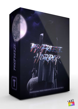 Final Cut Pro X Plugin ProFreeze Horror from Pixel Film Studios