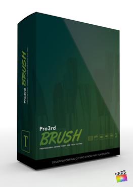 Final Cut Pro Plugin - Pro3rd Brush