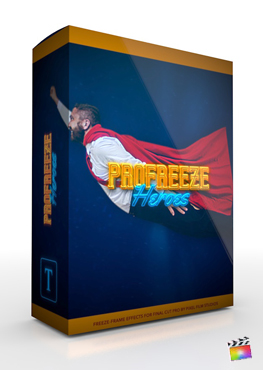 Final Cut Pro Plugin - ProFreeze Heroes from Pixel Film Studios