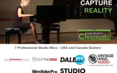 Sanken Chromatic Names New Dealers for US & Canada