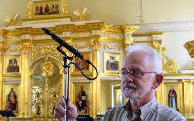 Soundmirror Takes Sanken Chromatic CO-100K Mics to Russia