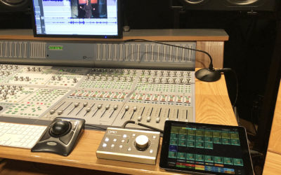 Sound Generation in New York Adds MOM to the Studio